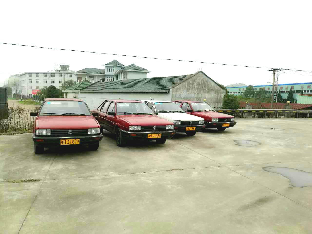 衢州双港驾校图片