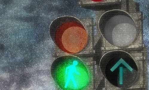 驾考科目三红绿灯停车起步技巧